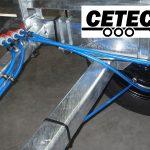 CETEC France Option N°44 - Systéme de Nettoyage des Freins