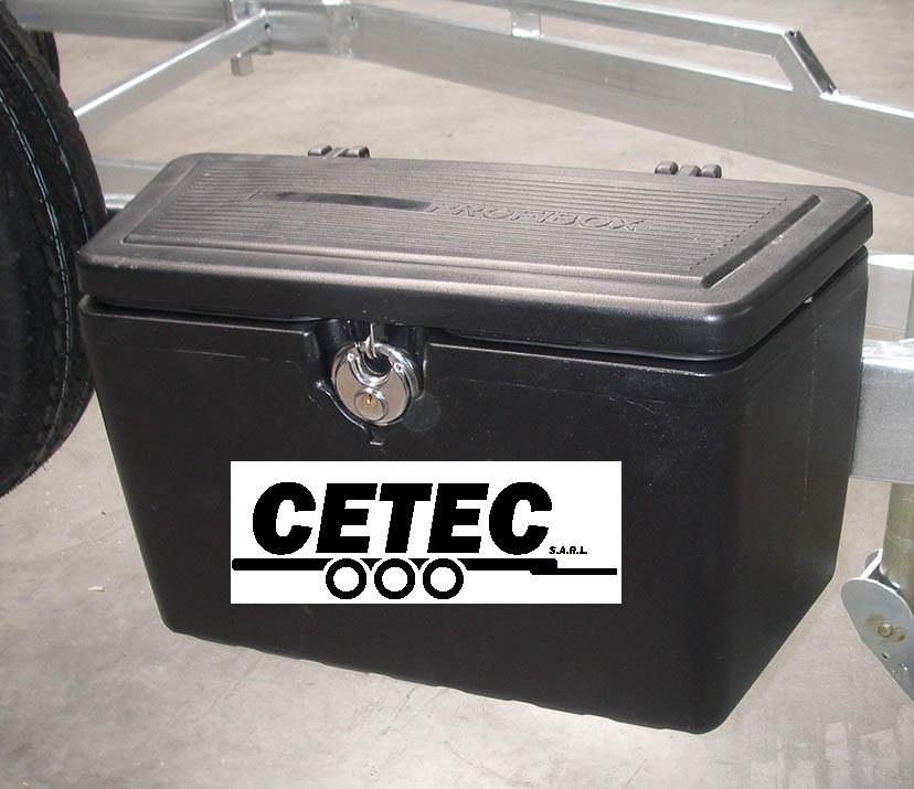 CETEC France Option N°18 - Coffre à Outils