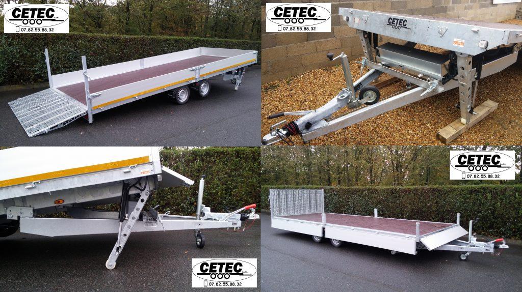 CETEC France - Multi Inclinable 6x2.20M 2 essieux PTAC 3.5T (3)
