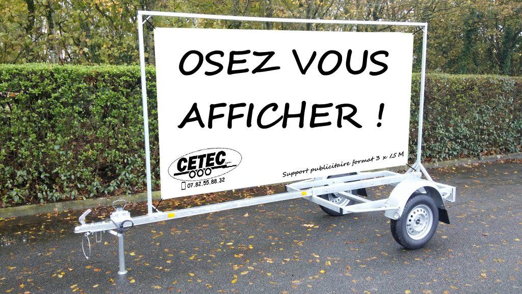 CETEC France - Remorque Publicitaire (1)