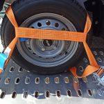 CETEC FRANCE - Sangle de roues porte voitures